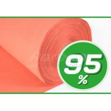 Сітка затіняюча 95%. Помаранчева
