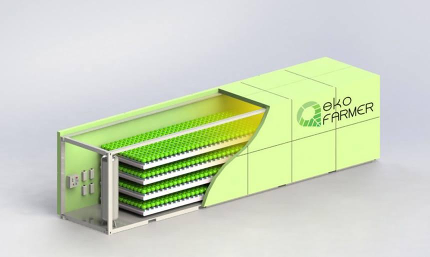 Ферма-контейнер